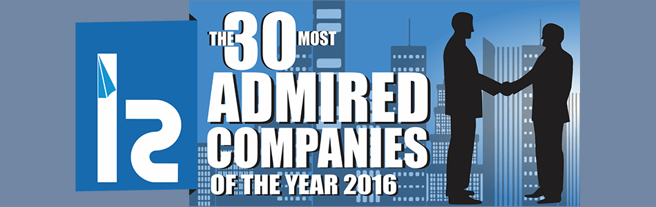 "Blog: Mithi Software features in Insights Success Magazine's ""30 Most Admired Companies of the Year 2016"""